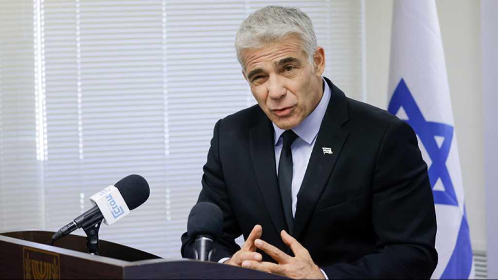 Yaïr Lapid annonce qu'il se rendra à Bahreïn plus tard ce mois-ci