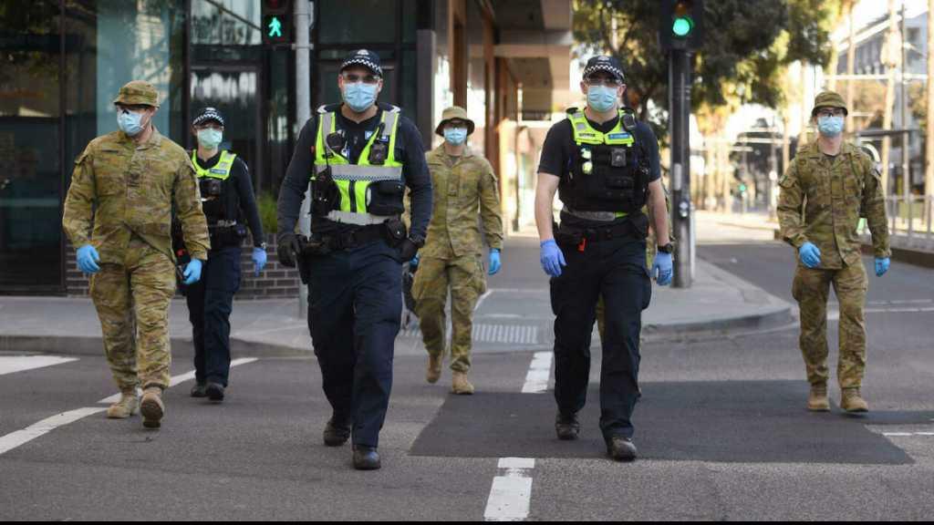 Covid-19: des rassemblements anti-confinement, plus de 200 arrestations à Melbourne