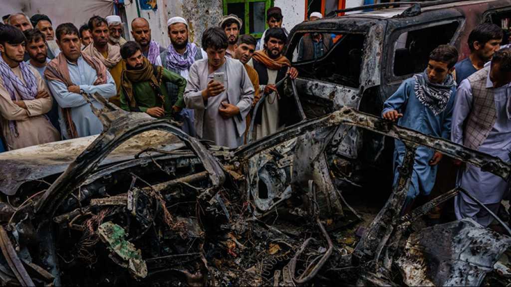 Frappe de drone à Kaboul: la CIA aurait averti l'armée américaine de la présence d'enfants
