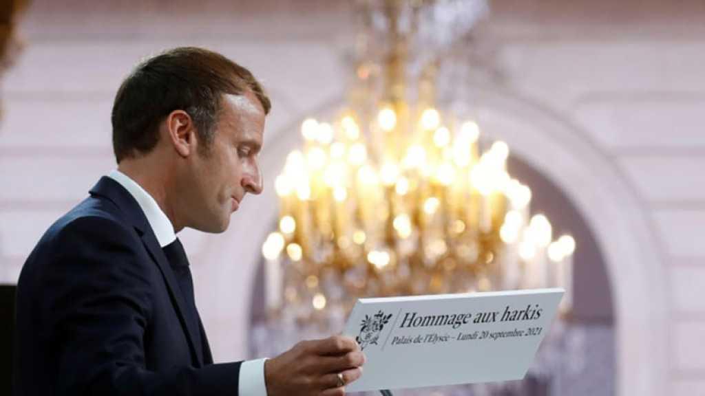 Guerre d'Algérie: Macron «demande pardon» aux harkis, leur promet «réparation»
