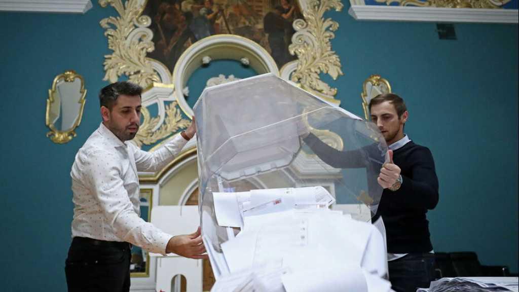 Législatives: le parti de Poutine affirme avoir remporté plus des deux tiers des sièges de députés
