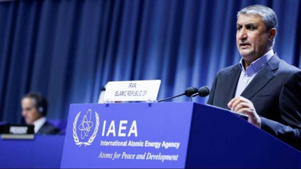 Iran: le chef du nucléaire iranien appelle les Etats-Unis à «rectifier leur politique»