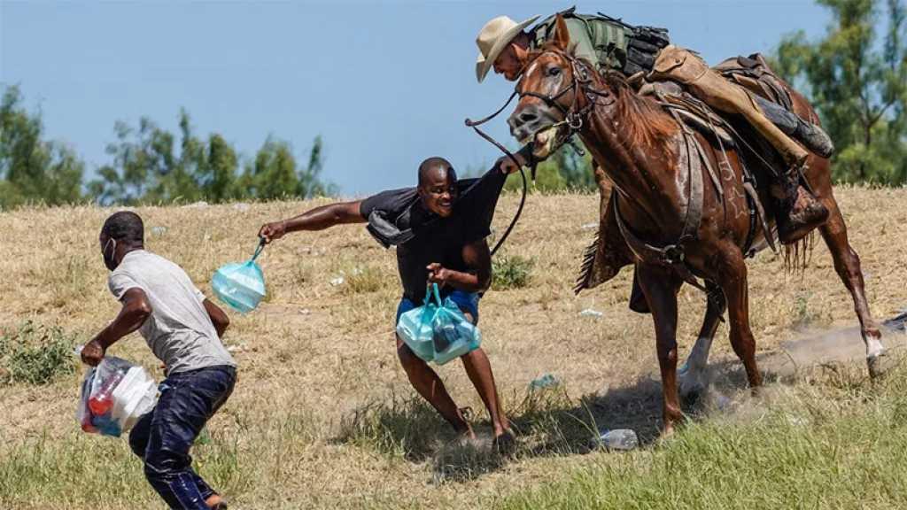 États-Unis: une photo de migrants traqués par des gardes-frontières à cheval suscite l'indignation
