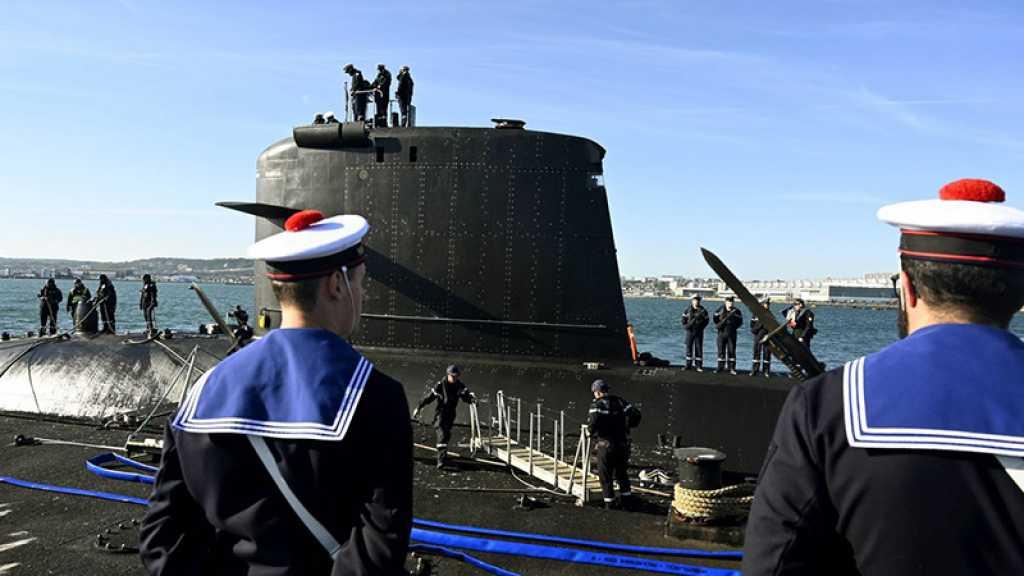 Crise des sous-marins: la France obtient le soutien des Européens face à Washington
