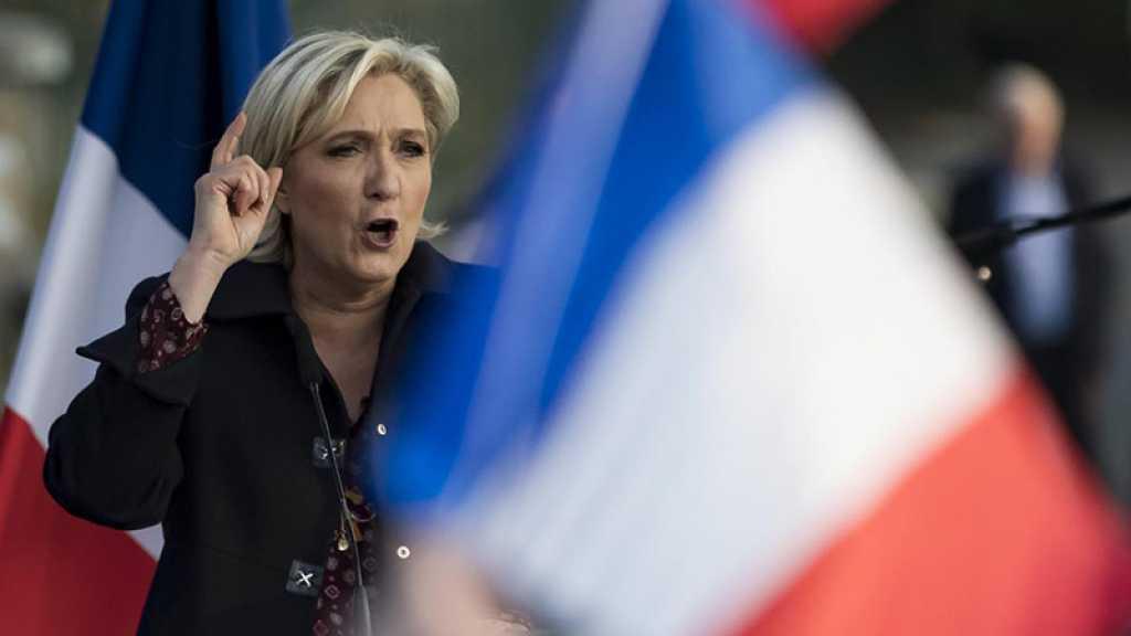 Crise des sous-marins: Marine Le Pen appelle Macron à sortir du «silence»