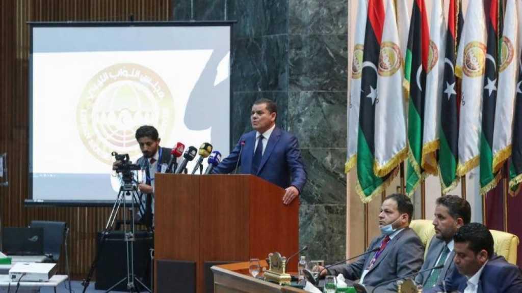Libye: Le Parlement vote une motion de censure contre le gouvernement