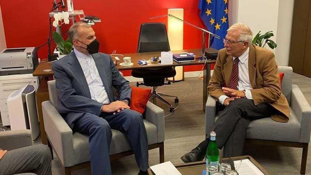 Amir Abdollahian à Borrell : le nouveau gouvernement iranien reprendra les négociations