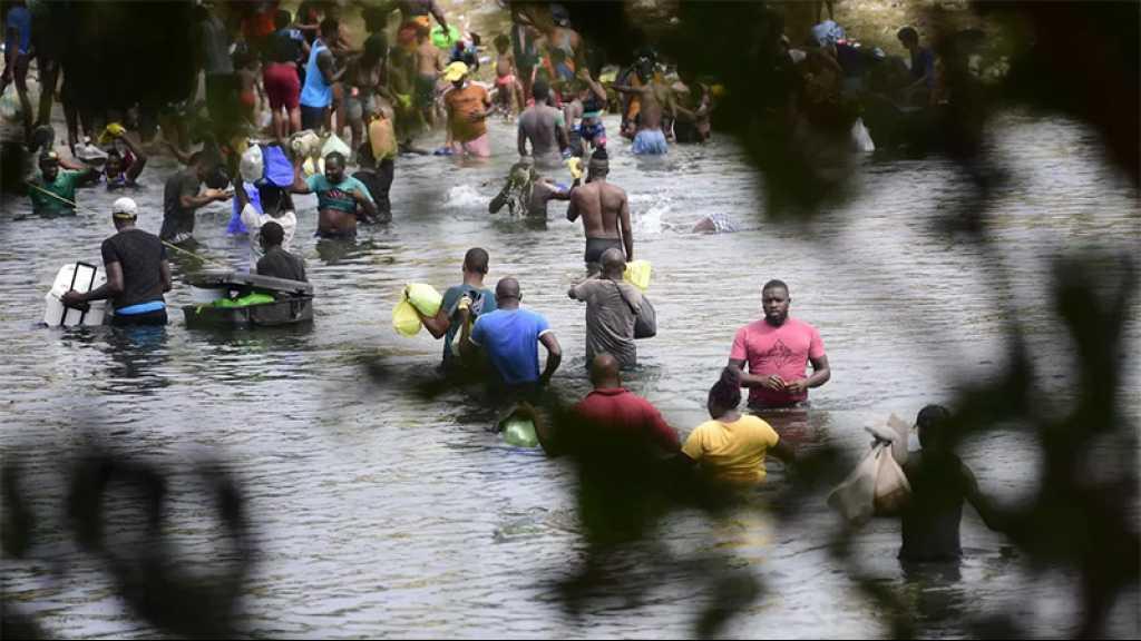 Les expulsions d'Haïtiens par Washington pourraient violer le droit international