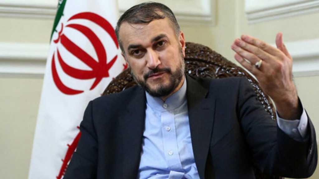 L'Iran affirme son soutien «au Liban, à son peuple et à son gouvernement»