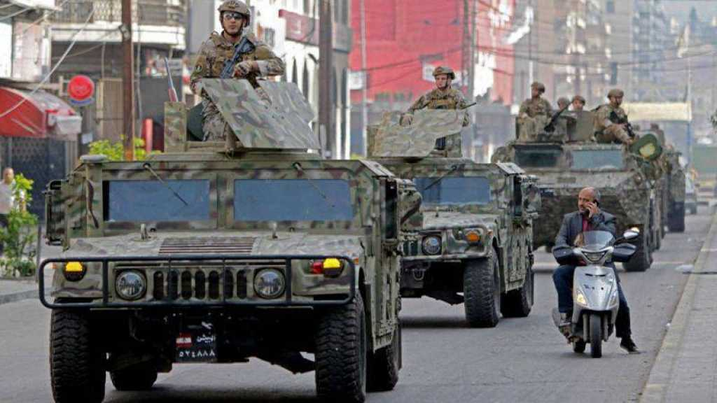 Liban: une cellule terroriste démantelée dans le nord du pays