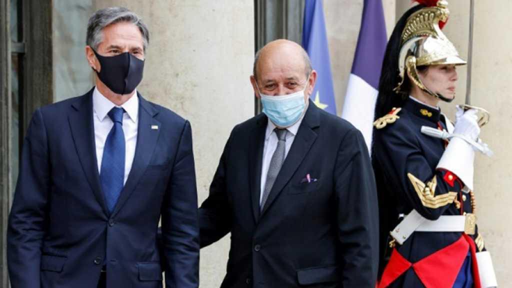 Crise avec Paris: Washington promet de passer des paroles aux actes