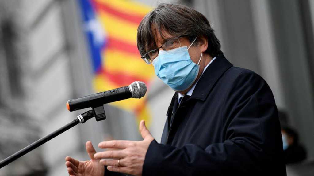 Espagne: le leader indépendantiste catalan Carles Puigdemont arrêté en Italie