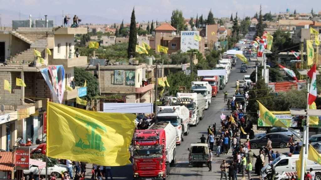 Le deuxième bateau de mazout iranien est arrivé à Banias