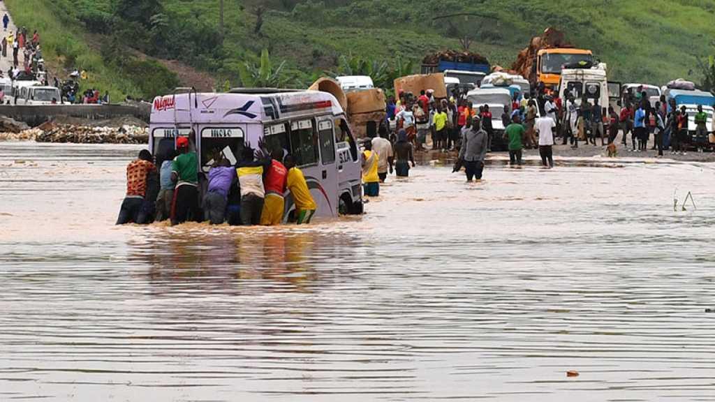 Pluies au Niger: un nouveau bilan fait état de 70 morts et plus de 200.000 sinistrés depuis juin