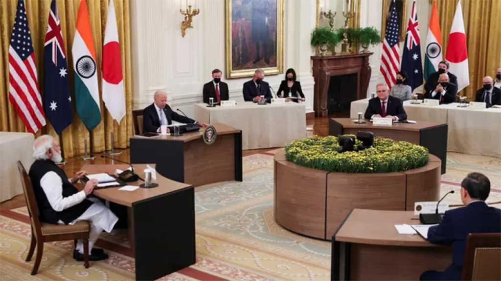 Biden cherche à raviver le «Quad», l'alliance avec l'Inde, le Japon et l'Australie