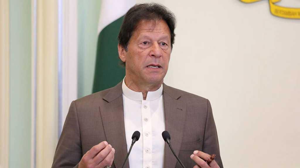 Imran Khan accuse les USA de fermer les yeux sur les «violations des droits humains» par l'Inde