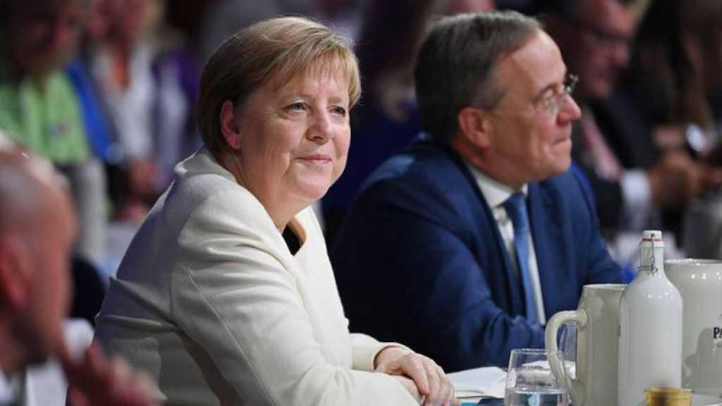 Allemagne: J-1 avant les élections législatives Merkel appelle à voter Laschet