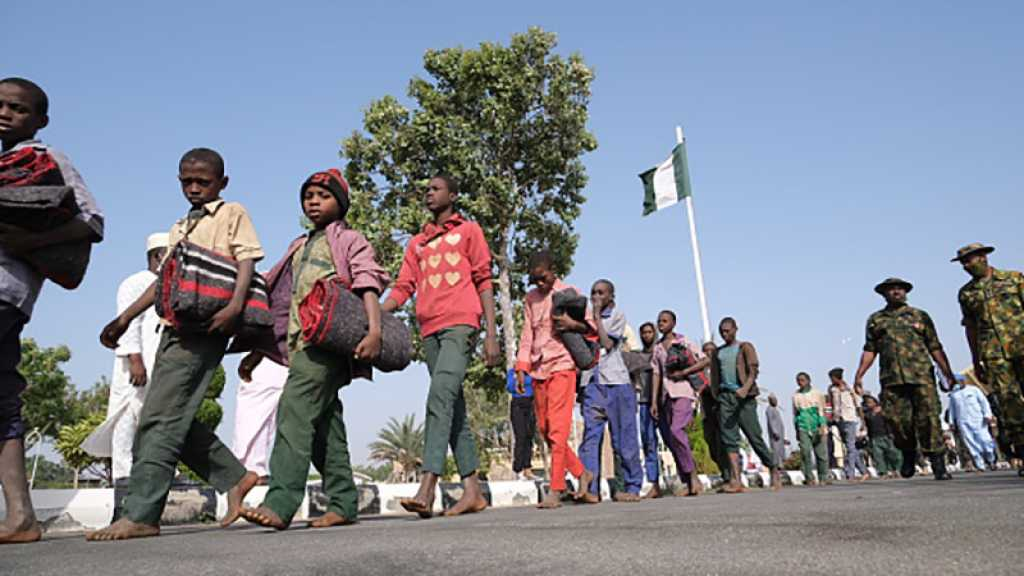 Rapt au Nigeria: dix élèves libérés