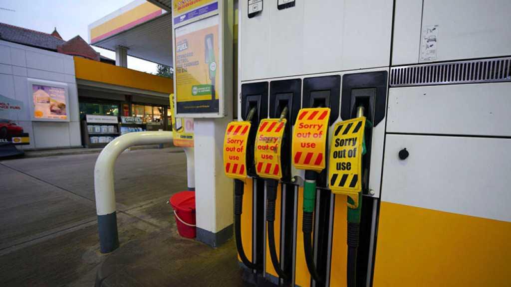 Royaume-Uni: le gouvernement accuse une association de routiers d'avoir causé la pénurie de carburants