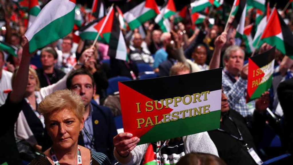 GB: motion des travaillistes accusant «Israël» de «Nakba en cours en Palestine»