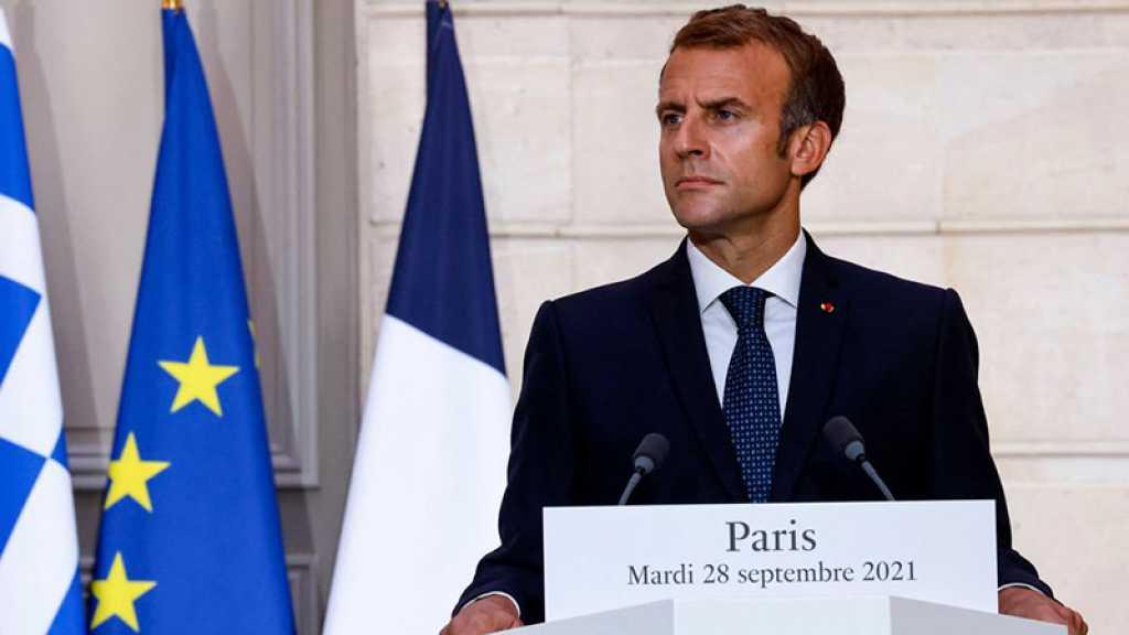«Les Européens doivent sortir de la naïveté» vis-à-vis des États-Unis et «se faire respecter», dit Macron