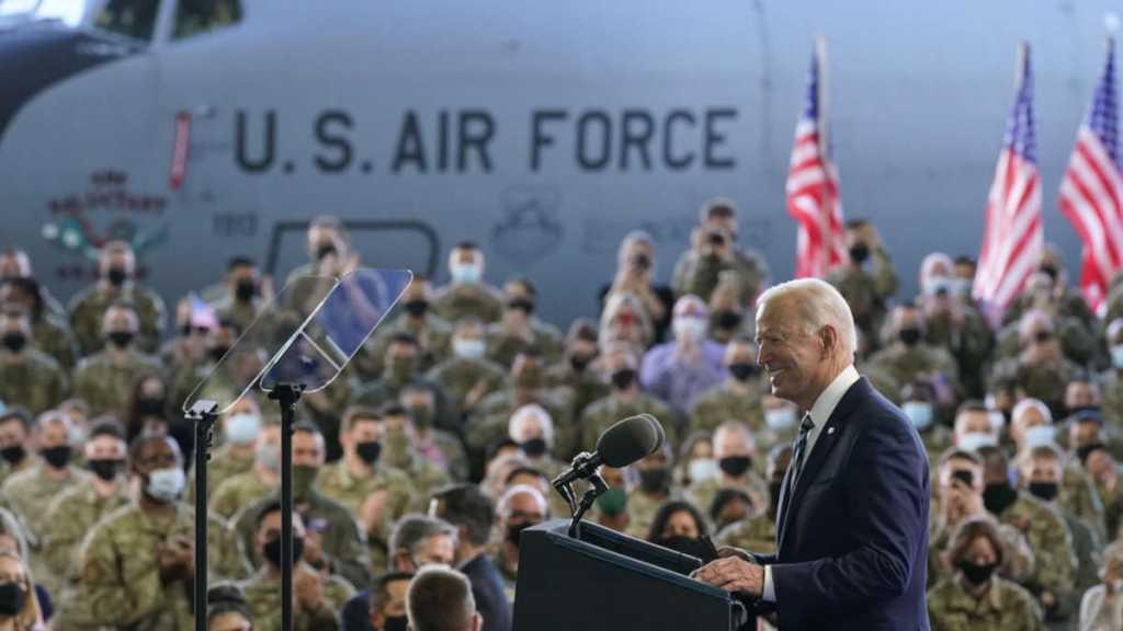 Contredisant Biden, de hauts généraux disent qu'ils ont recommandé un petit séjour de force en Afghanistan