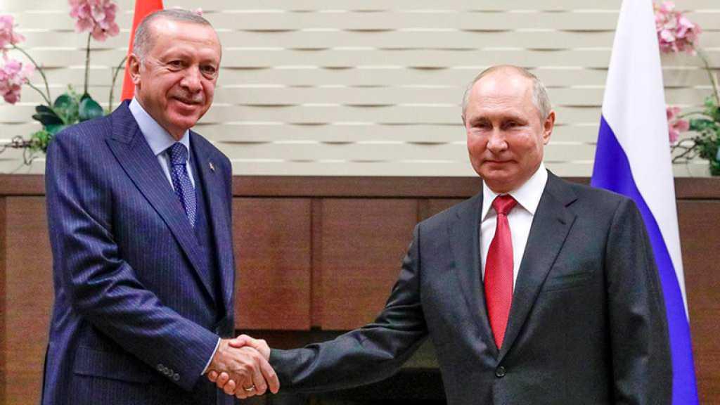 Poutine et Erdogan ont eu une rencontre «utile» et «productive»