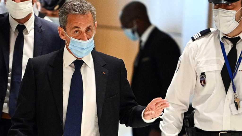 France: Sarkozy condamné à un an de prison ferme pour financement illégal de campagne