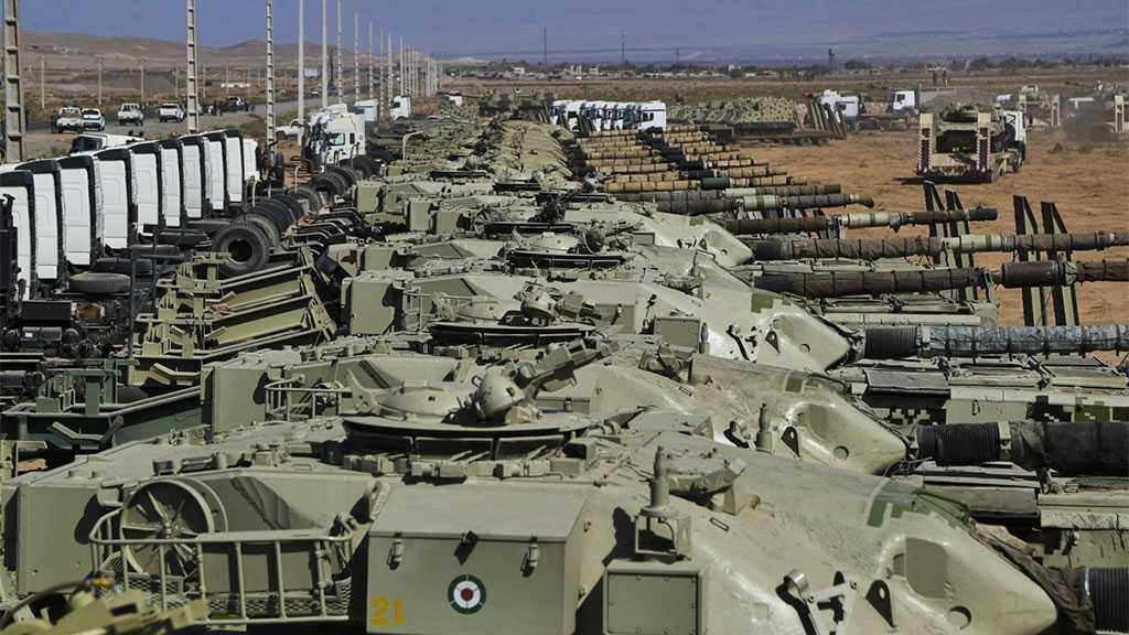 L'Iran lance des manœuvres militaires près de l'Azerbaïdjan