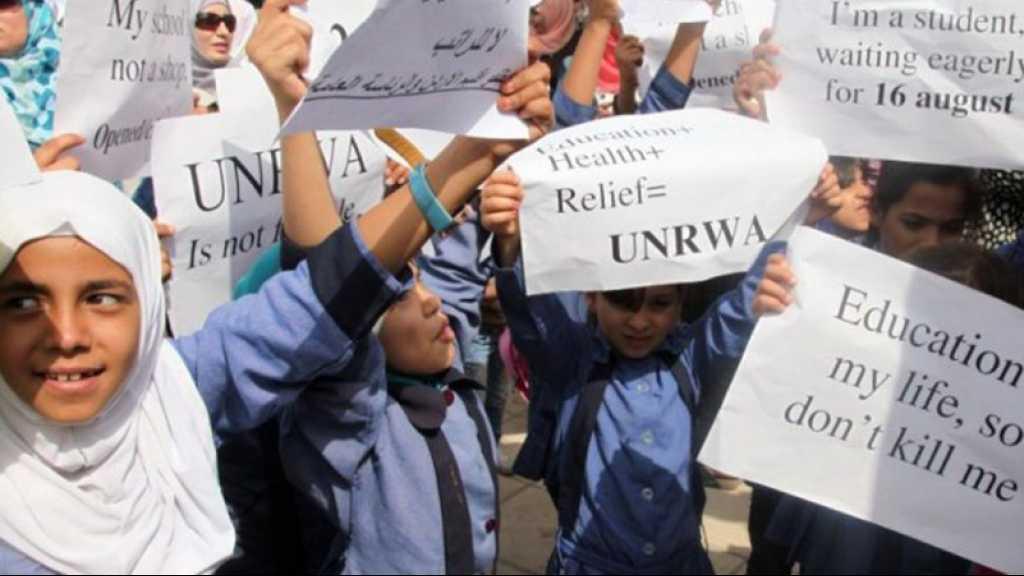 L'Unrwa cherche 800 millions de dollars pour survivre avec les réfugiés palestiniens