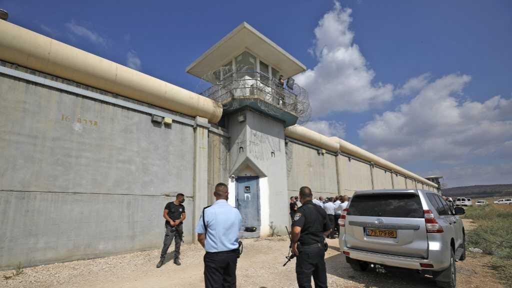 «Israël» transfère les évadés de la prison de Gilboa vers différentes prisons