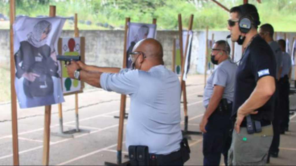 Panama: exercice de tir avec des Israéliens sur des photos de personnes arabes, la police s'excuse