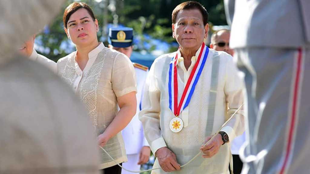 Philippines: Duterte annonce son retrait de la vie politique après la présidentielle