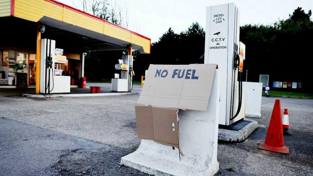 Royaume-Uni: face à la pénurie de carburants, l'armée à la rescousse