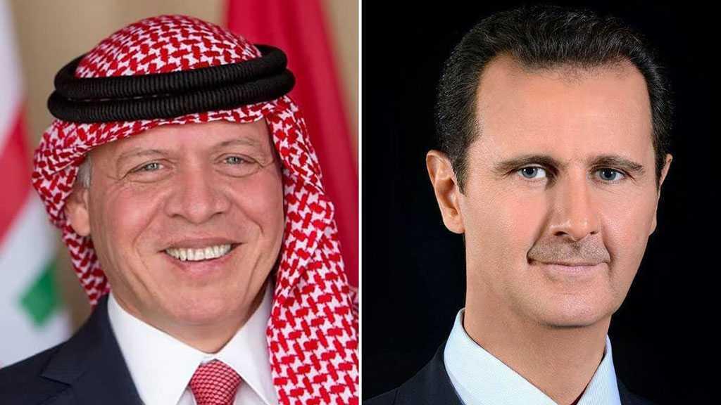 Abdallah II s'entretient avec Assad, une première en dix ans