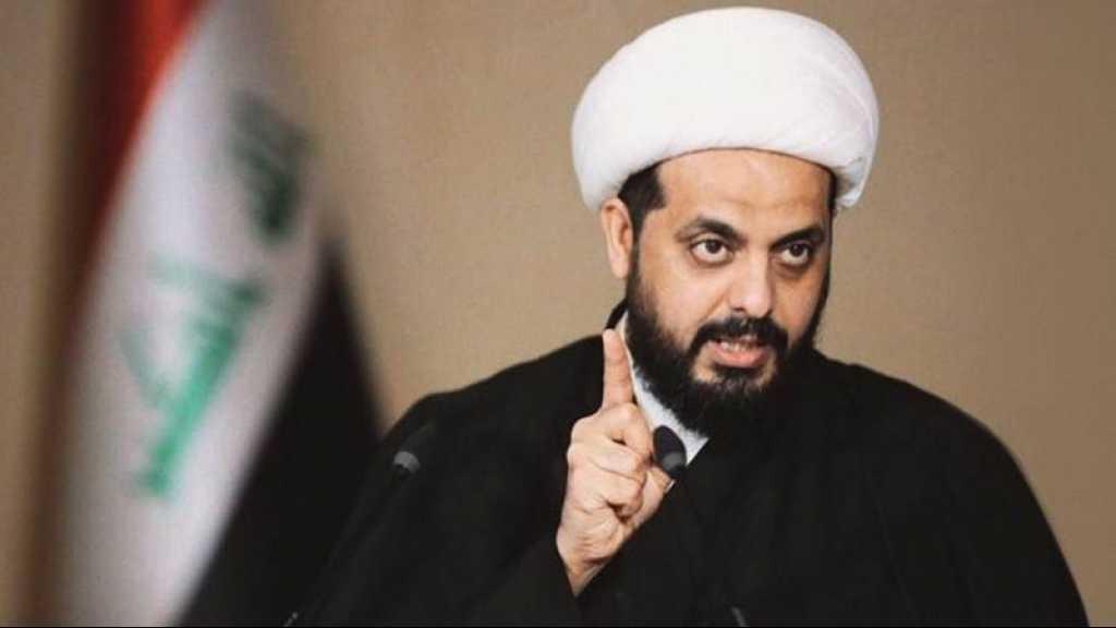 Elections en Irak: des millions de dollars sont dépensés pour affaiblir le front du Hachd al-Chaabi, dit cheikh Khazaali