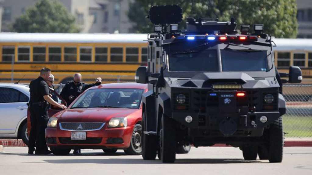 Etats-Unis: quatre blessés dans une fusillade dans un lycée au Texas, le tireur en fuite