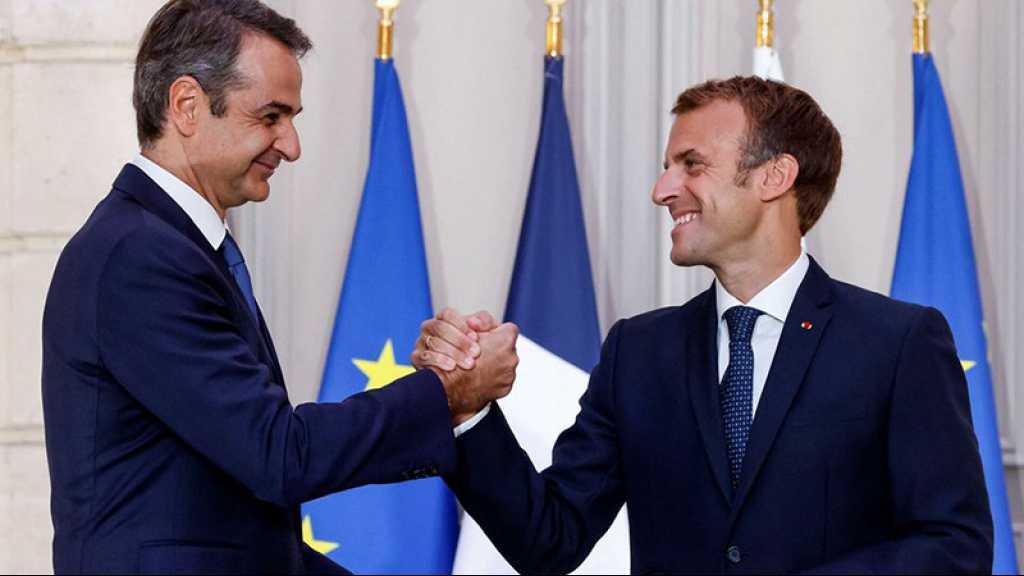 Le parlement grec ratifie un accord de défense historique avec la France
