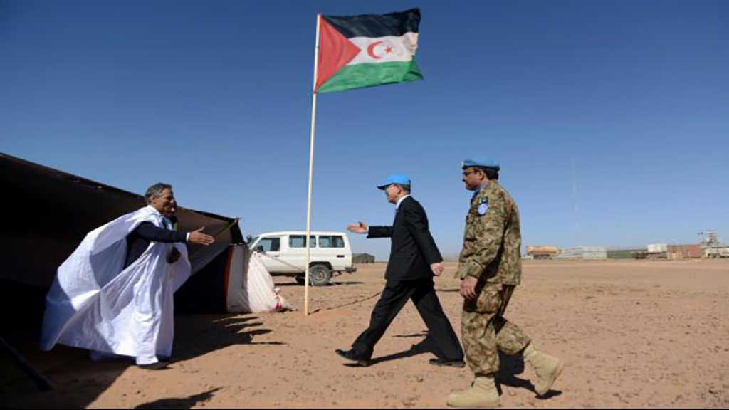 Sahara occidental: l'Algérie appelle à un retrait marocain d'une zone tampon