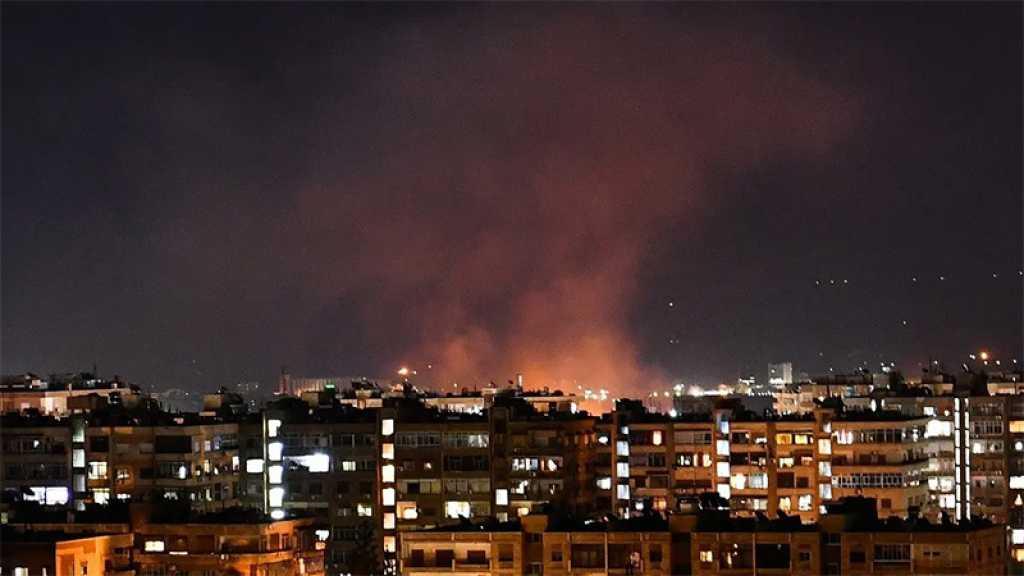 Syrie: raid israélien contre un aéroport à Homs, six soldats blessés