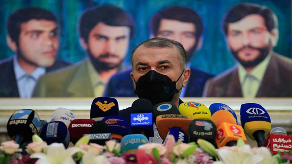 Le dialogue entre Riyad et Téhéran «sur la bonne voie», selon le chef de la diplomatie iranienne