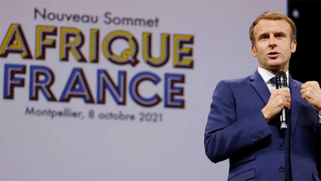 Pour Macron, la France doit «assumer sa part d'africanité»