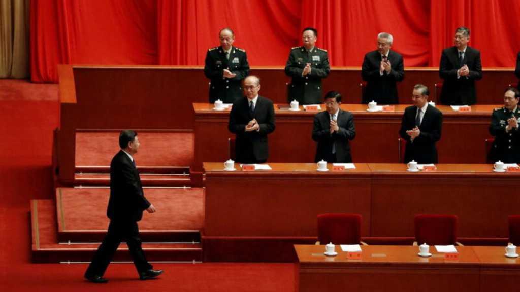 Le président chinois promet une «réunification» pacifique avec Taïwan
