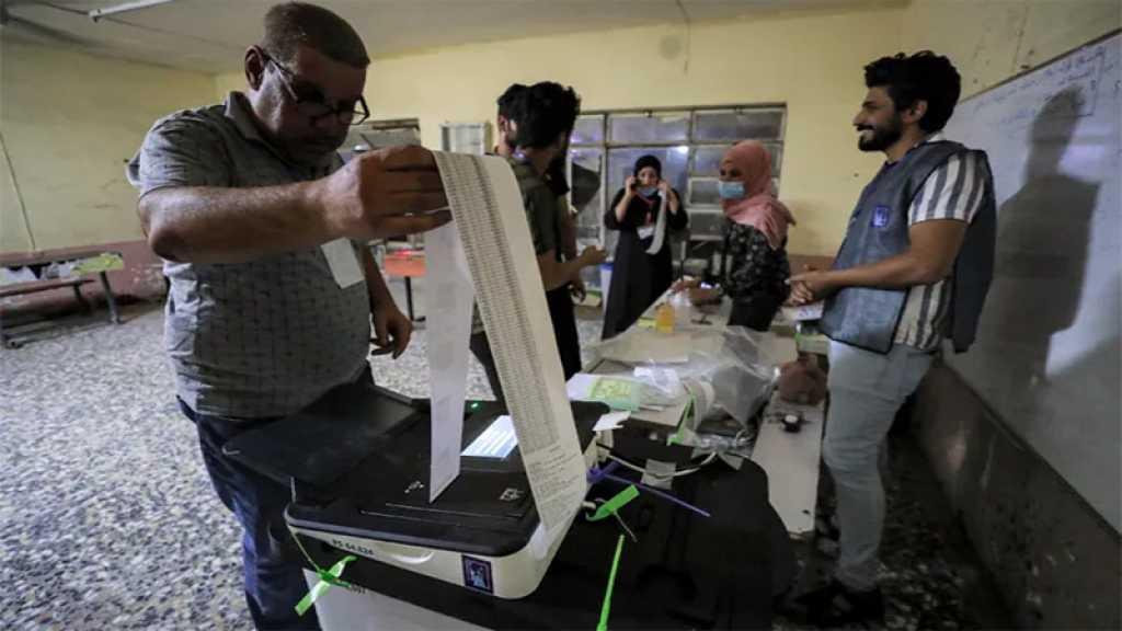 Irak: 41% de taux de participation aux législatives anticipées