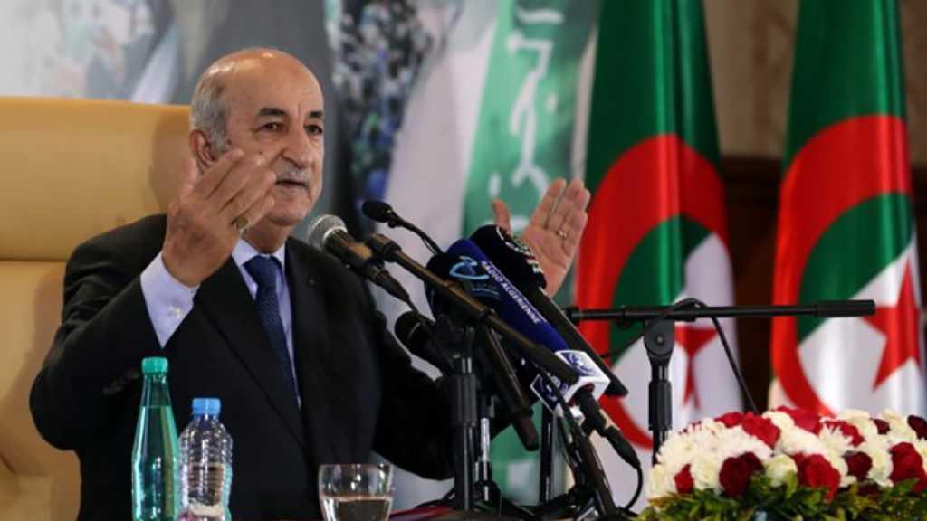 Crise diplomatique: Alger exige de Paris le «respect total de l'État algérien»