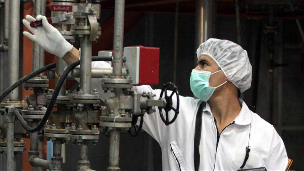 L'Iran a produit 120 kg d'uranium enrichi à 20%