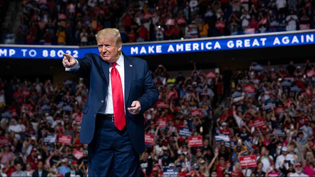 «Make America great again, again»: Trump en route vers 2024?