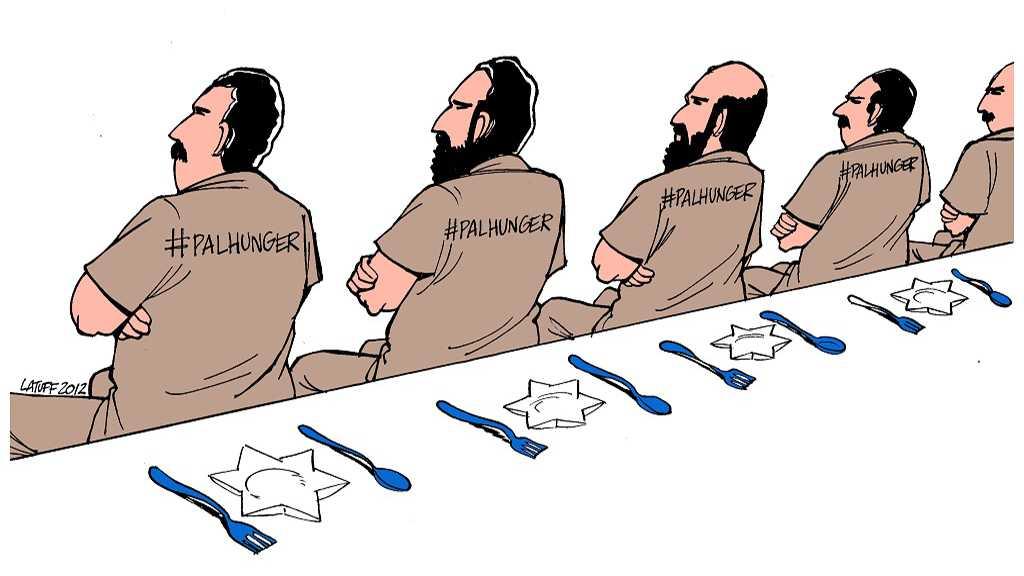Des détenus palestiniens en grève de la faim pour dénoncer la détérioration de leurs conditions de détention