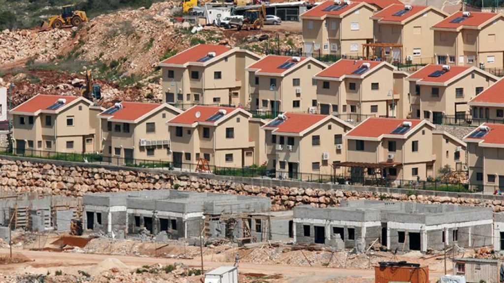 «Israël» envisage de construire 104 nouvelles unités coloniales au sud d'AlQods occupée