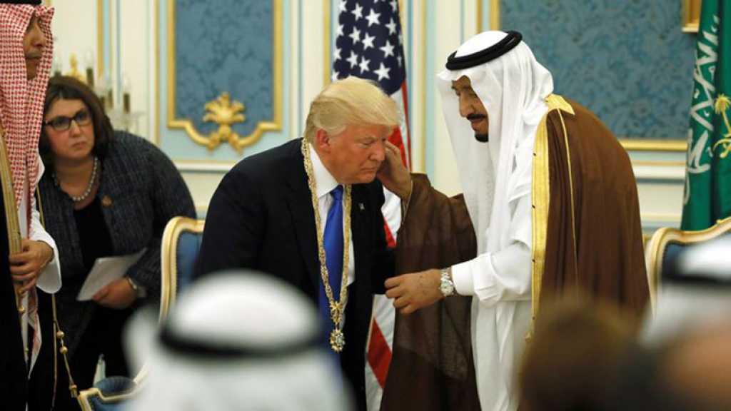 L'Arabie saoudite a offert de «faux» cadeaux à Trump en 2017, selon le NYT